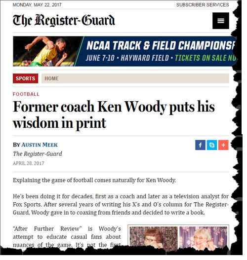 _Home   Coach Ken Woody